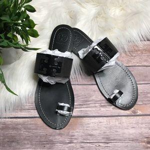 Tory Burch Toe Ring Flat Sandals